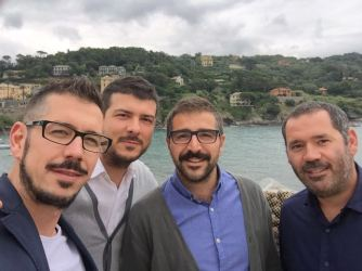 Davide, Daniele, Samuele, Alberto
